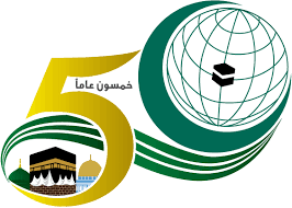 Logo des 50 ans de l'OIC