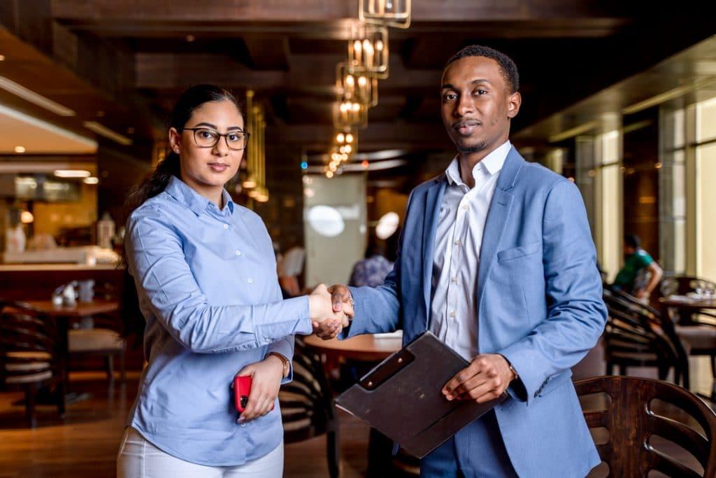 Acceptation de contrat afrobassadeur